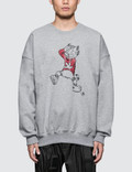 Richardson Fritz The Cat Crewneck Picture