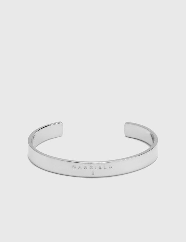 MM6 Maison Margiela Margiela 6 Bracelet Silver Women