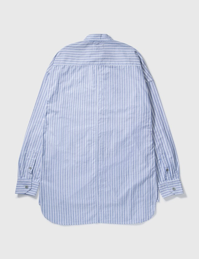 Fear of God Fear Of God Stripe Shirt Blue Archives