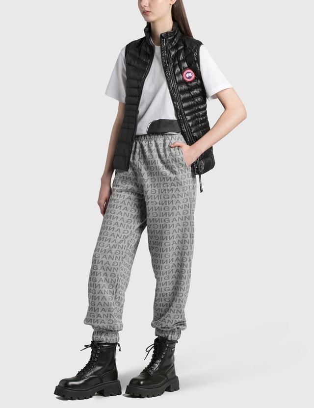 Canada Goose Hybridge Lite Vest Black Women