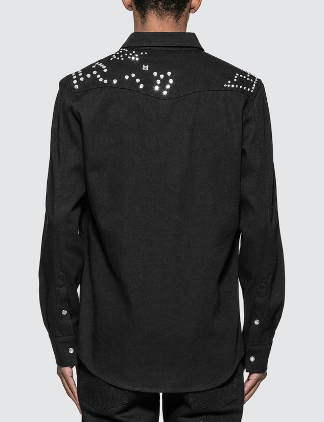 Alexander McQueen Studded Detail Shirt
