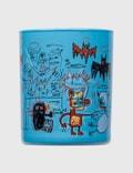 Ligne Blanche Jean Michel Basquiat Perfumed Candle Blue Men