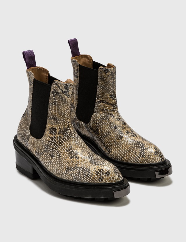 Eytys Nikita Leather Python Python Women