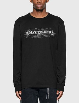 Mastermind World Noise Long Sleeve T-Shirt