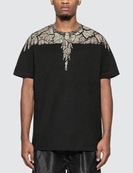 Marcelo Burlon Earth Wings T-Shirt