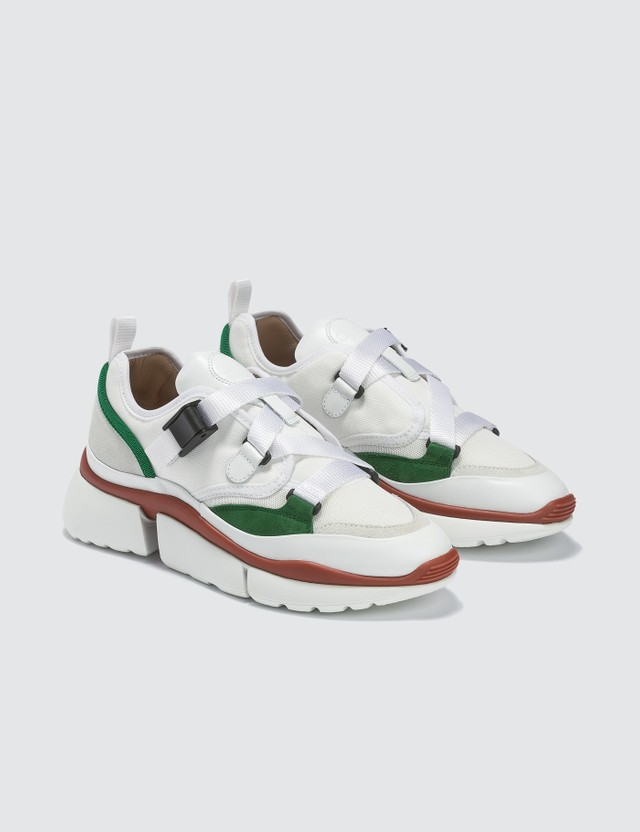 Chloé Crosta Sneakers
