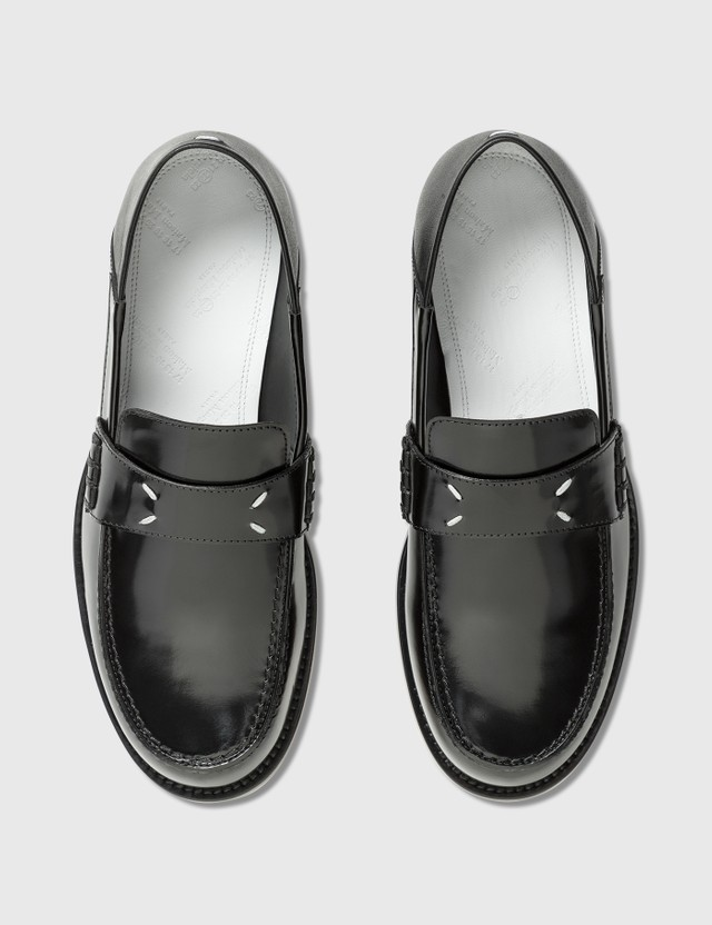 Maison Margiela Stitch Loafer Black Women