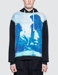 JW Anderson Californian Lovers Print Hoodie Picture