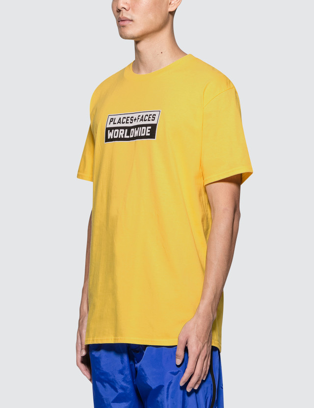 Places + Faces Box Logo S/S T-Shirt