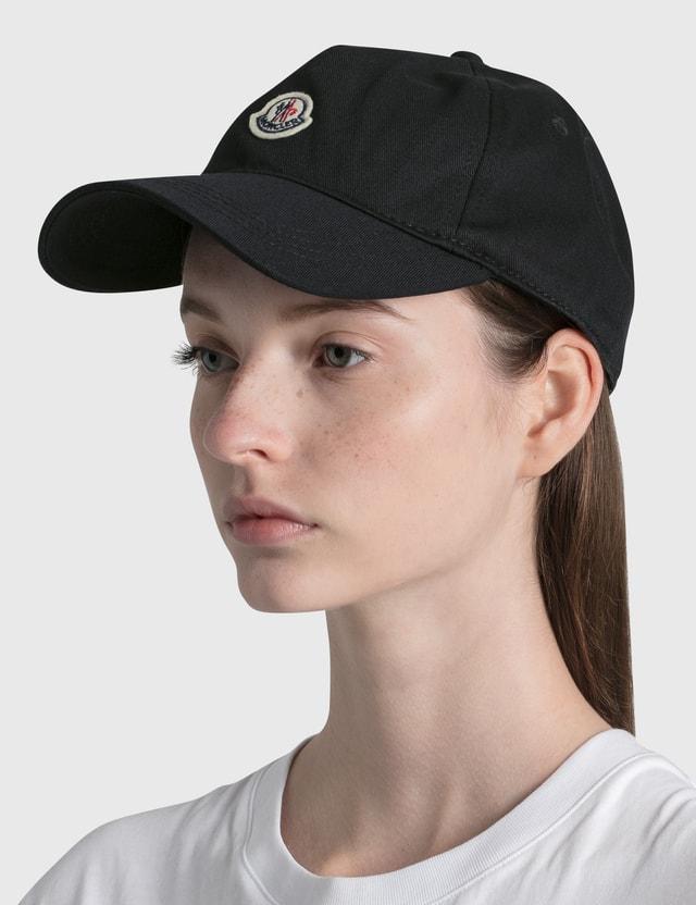 Moncler Baseball Cap Black Women