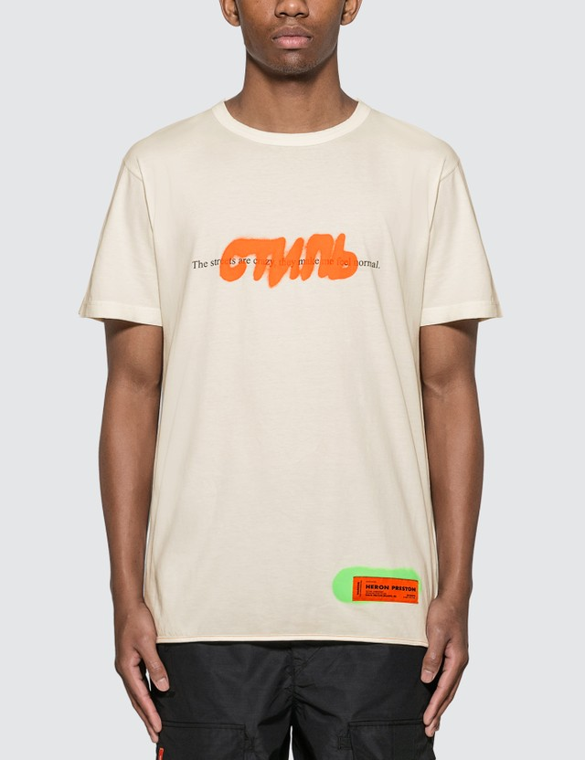 Heron Preston CTNMb Spray Pack T-shirt