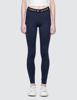 Tommy Jeans 90s Contrast Leggings