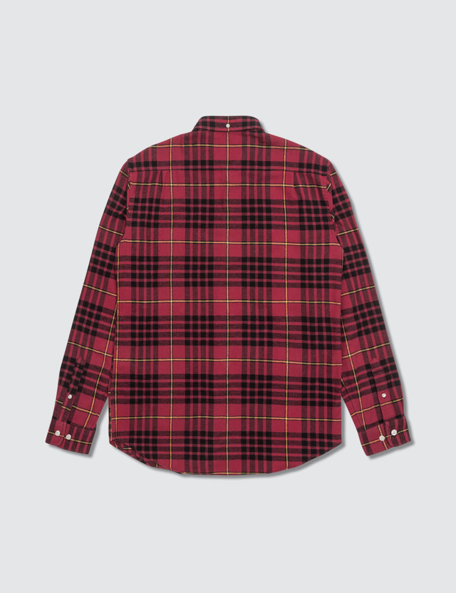 Supreme Supreme Red Check Shirt
