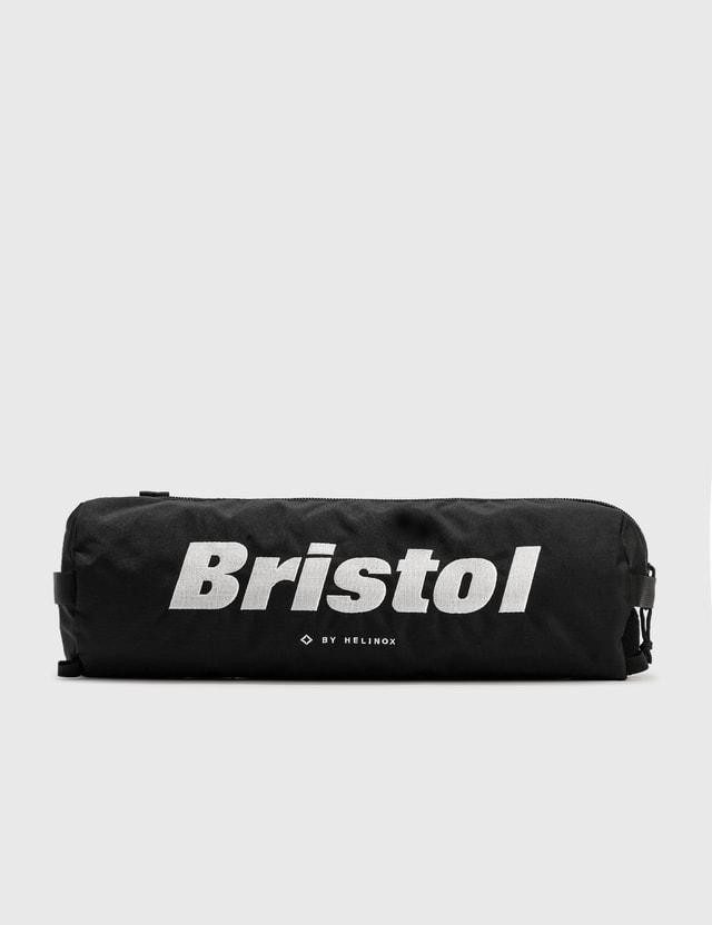 F.C. Real Bristol F.C. Real Bristol x Helinox Emblem Folding Bench Black Men