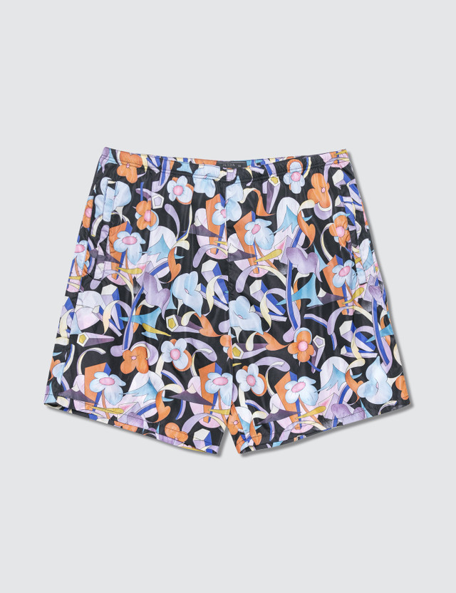Prada Swim Short Multi Men