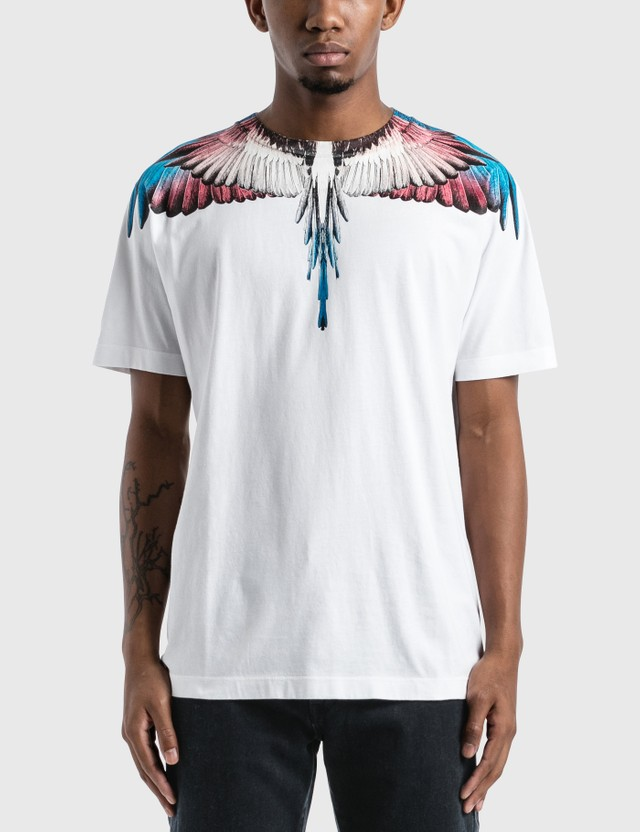 Marcelo Burlon Wings Basic T-Shirt