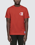 Champion Japan C Logo Embroidery S/S T-Shirt Picture