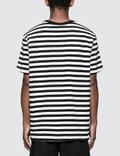 Champion Reverse Weave Stripes S/S T-Shirt