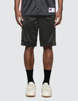 Champion Reverse Weave Side Snap Shorts