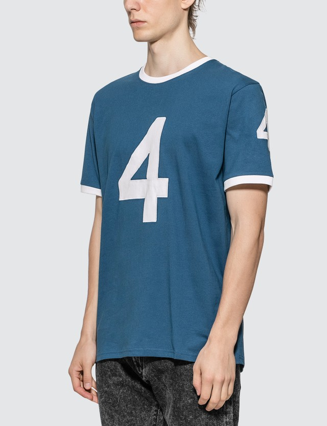 Rowing Blazers Number 4 T-shirt