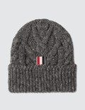 Thom Browne Aran Cable Hat Picture