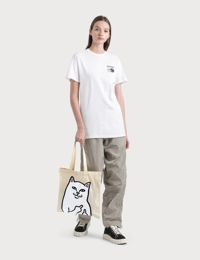RIPNDIP Lord Nermal Tote Bag
