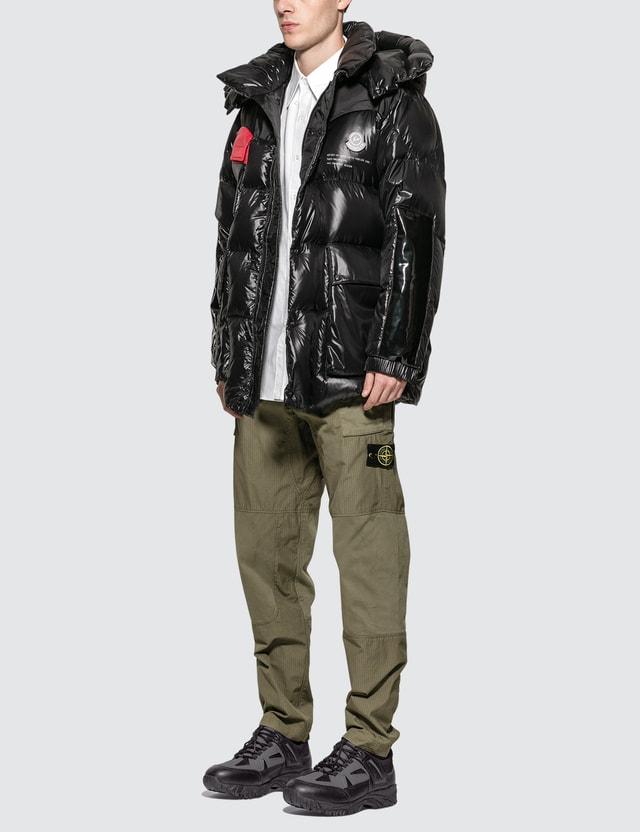 Moncler Genius Moncler Genius x Fragment Design 7 Moncler Fragment Hiroshi Fujiwara Nieuport Down Jacket