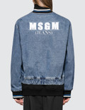 MSGM Giubbino Denim Jacket Picture