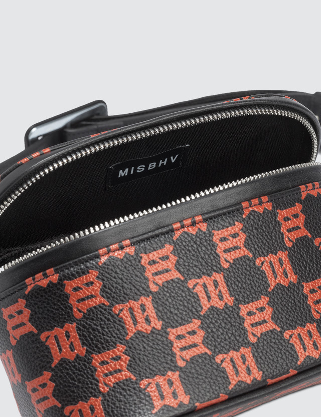 Misbhv Monogram Belt Bag