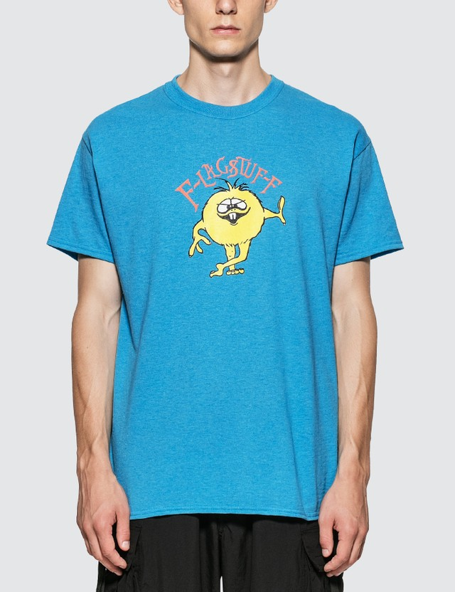 Flagstuff 몬스터 티셔츠 =e28 Men