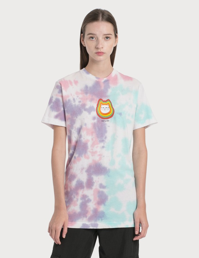 RIPNDIP Cerberus 티셔츠 Cotton Candy Wash Women