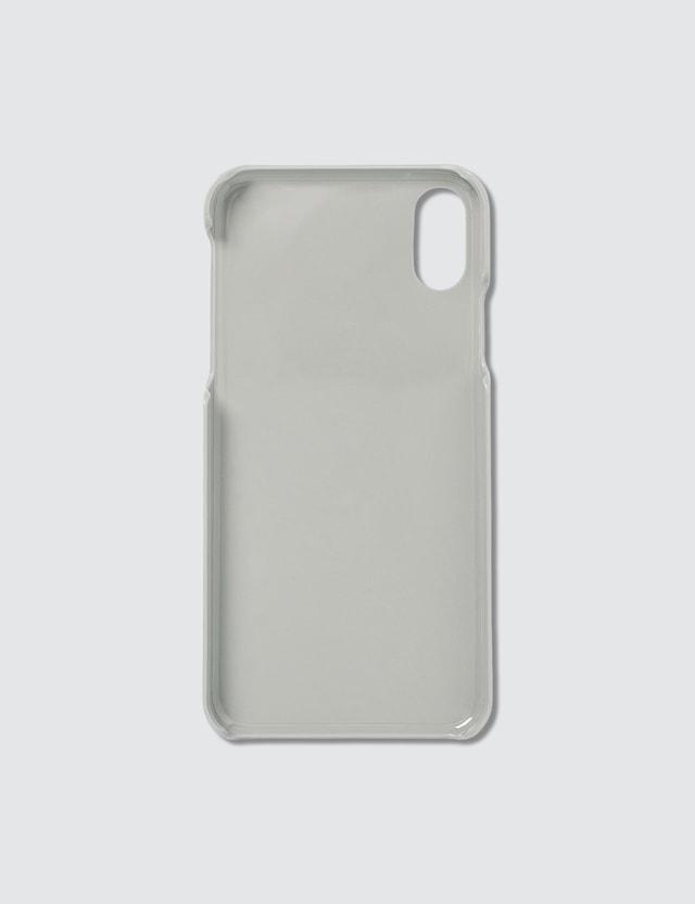 Maison Kitsune Fox Head iPhone X Case