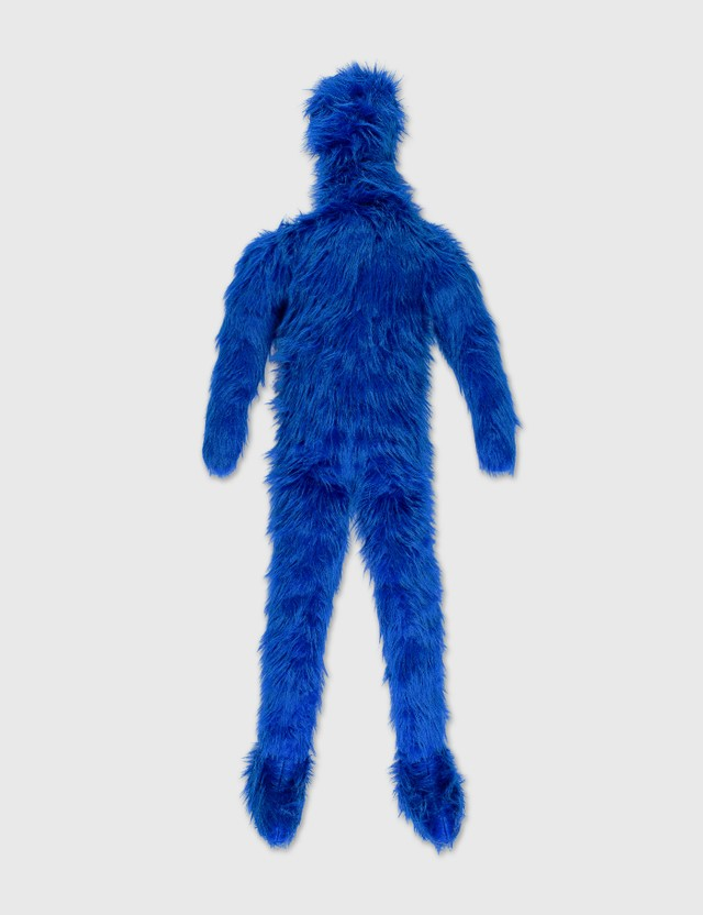 Crosby Studios Blue Fur Little Man