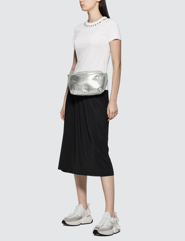MM6 Maison Margiela Jersey Skirt