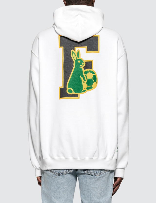 #FR2 Fxxking Rabbits Football Hoodie