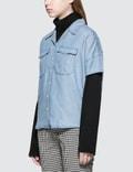 Calvin Klein Jeans Winnie Indigo Shirt