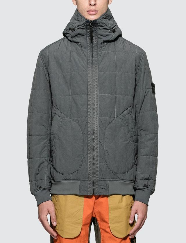 Stone Island Reflective Weave Ripstop-TC Jacket