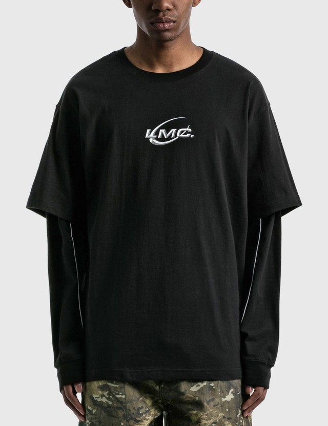 LMC LMC Pipe Line Layered Long Sleeve T-shirt