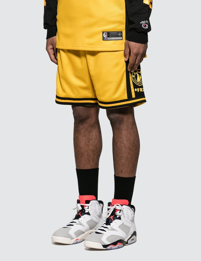 #FR2 Basket Uniform Shorts