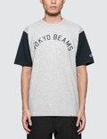 Champion Reverse Weave Beams x Champion Tokyo Arch Logo S/S T-Shirt Picture