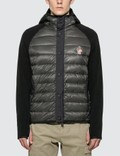 Moncler Grenoble Down Panel Fleece Jacket Picture