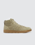 Loewe High Top Shearling Sneaker Picture
