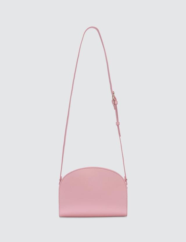 A.P.C. Half Moon Crossbody Bag