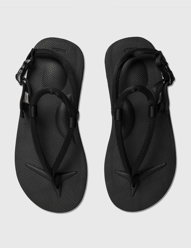 Suicoke Gut Sandals Black Men