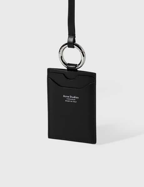 아크네 스튜디오 Acne Studios Keychain Cardholder