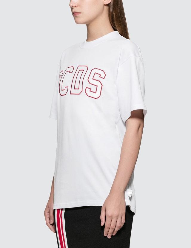GCDS Logo Short Sleeve T-shirt