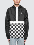 The Quiet Life City Limits Checker Pullover Jacket Picture