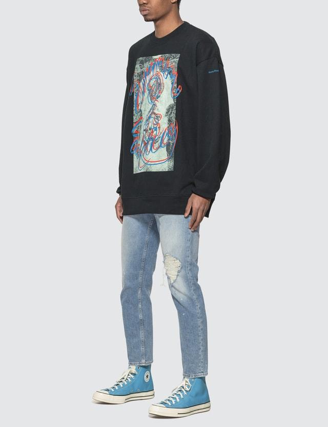 Acne Studios Solstice Print Sweatshirt