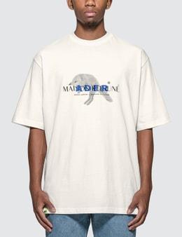 Maison Kitsune Ader Error x Maison Kitsune Jump Fox T-shirt Picture