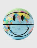 Chinatown Market Smiley Earth Basketball 사진